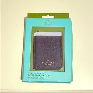 Kate Spade Sticker Pocket